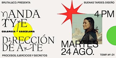Buenas Tardes: Nanda Type tickets