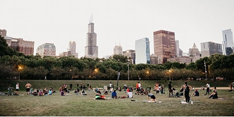 Fitness at the Park 8/5 @Oz Park tickets