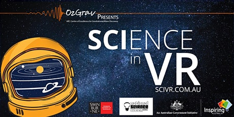 Immersive Science V: A Virtual Universe (Adults)(Doors open at 5:30) tickets