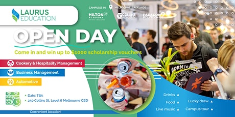 Laurus Education: Open Day 2021 tickets