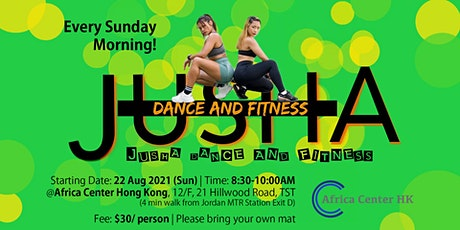 Jusha Dance & Fitness Session tickets