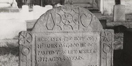 Virtual Genealogy Workshop: Raising the Dead tickets