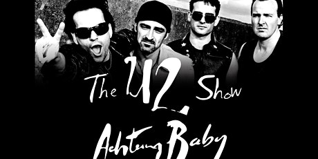 """The U2 Show – Achtung Baby present """"Zoo TV: Live from Sydney"""" tickets"""