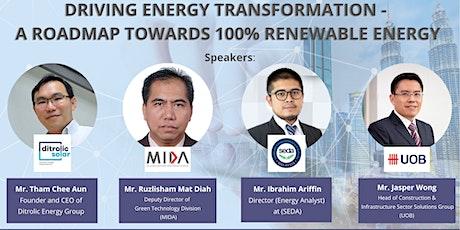 EUROCHAM - Driving Energy Transformation tickets