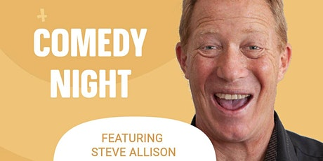Comedy Night featuring Steve Allison - Hosted by Nik Reeds tickets