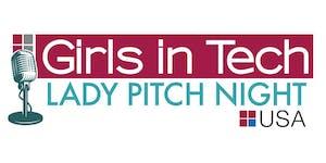 Lady Pitch Night Competition USA