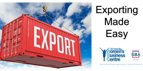 Exporting Made Easy tickets
