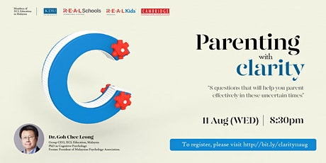 Parenting with Clarity tickets