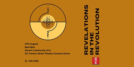 Revelations in the Revolution: Sol Code Open Mic Night & Launch Event tickets