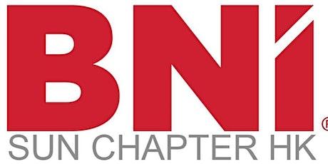 BNI Sun Chapter Business online Meeting Invitation 0806 tickets
