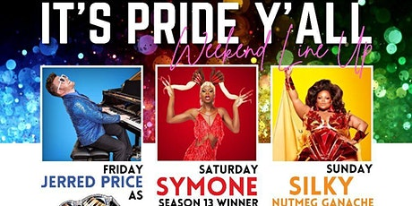 """It's Pride Ya'll 2021- """"The City With Pride"""" tickets"""