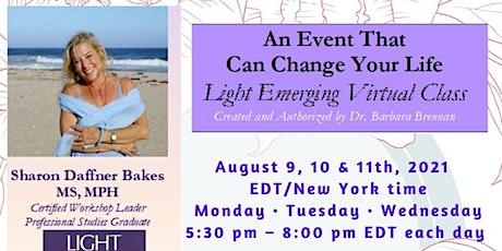 Light Emerging Brennan Energy Healing Workshop tickets