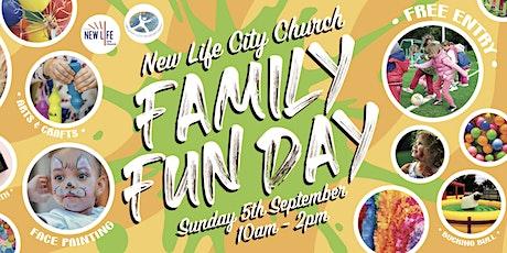 New Life City Church - Family Fun Day tickets
