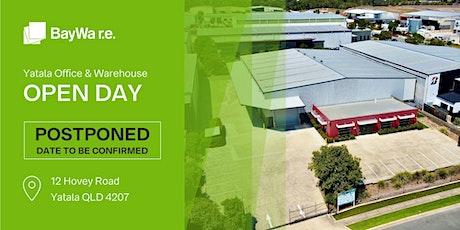BayWa r.e. Yatala Office & Warehouse Open Day - Postponed tickets