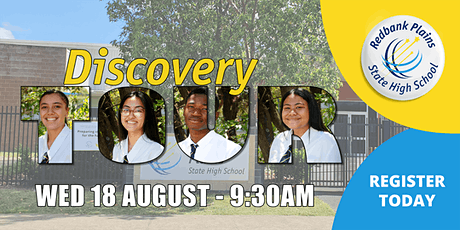 Discovery School Tour - August 18 tickets