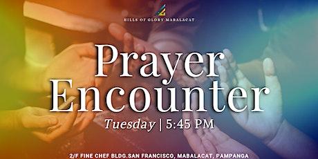 Prayer Encounter | Tuesday | 5:45 PM tickets