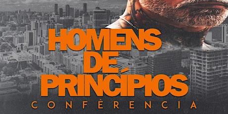 Conferência Homens de Princípios ingressos