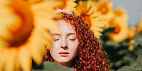 Sunflowers & Wine -Yoga /Sound Healing Meditation tickets