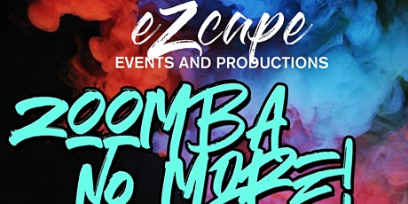 FREE OUTDOOR ZUMBA Masterclass - ZOOMBA NO MORE! D tickets
