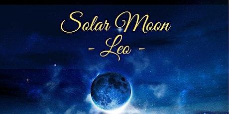 New moon Online Gathering - Solar Moon in Leo - tickets