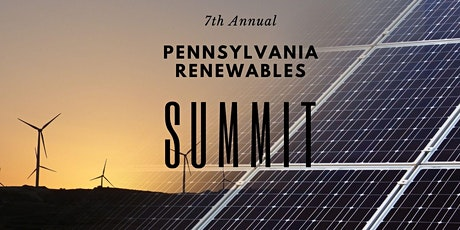 7th Annual PA Renewables Summit 2022 (see below for  Sep 27 virtual event) tickets