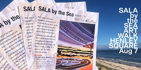 SALA by the Sea Art Walk - Henley Square tickets