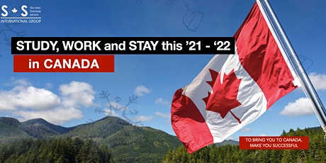 Study, Work and Pathway to Residency in Canada tickets