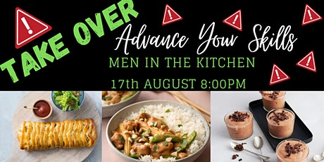 Men in the Kitchen  - Advance Your  Skills Thermomix Workshop tickets