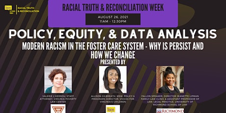 Modern Racism In the Foster Care System – Why it Persist and How We Change tickets