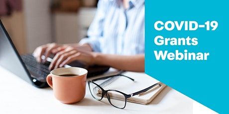 COVID-19 Grants Webinar biglietti