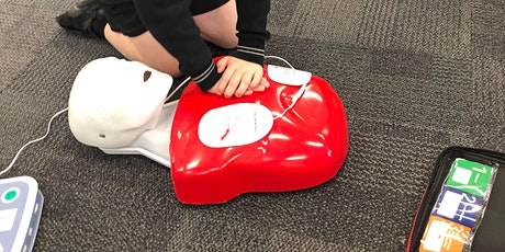 Cool Kids First Aid 5-15 year old Workshop First Aid tickets