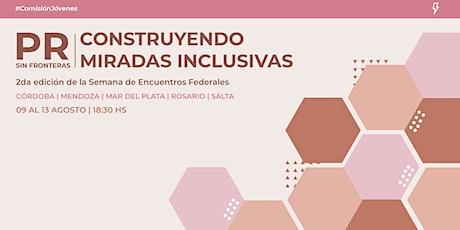 PR Sin Fronteras: Construyendo miradas inclusivas entradas