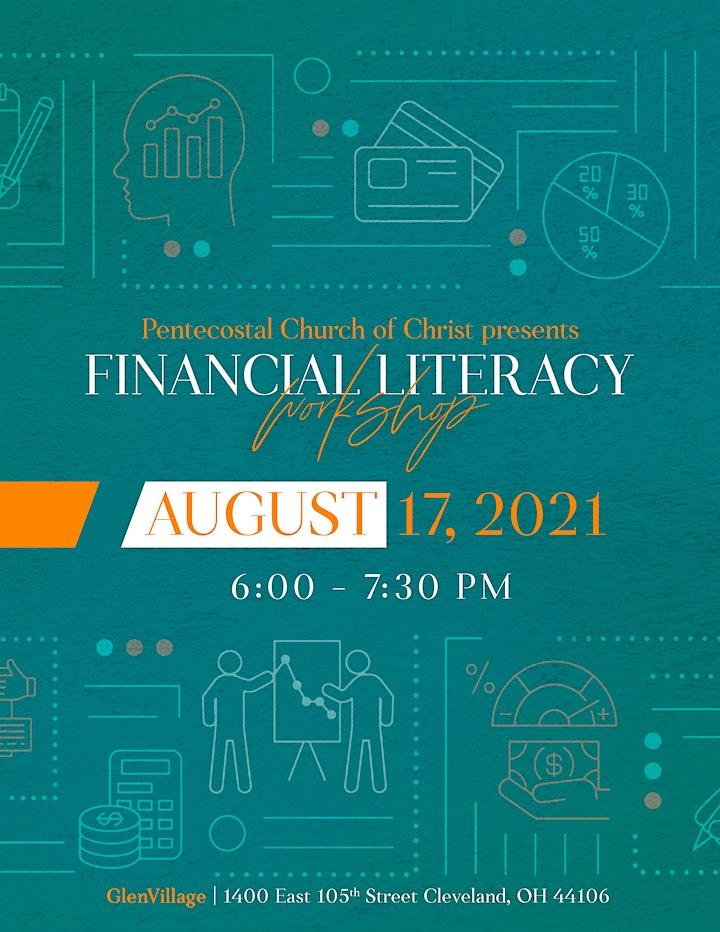 Financial Literacy Workshop image