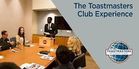 Hull Toastmasters Club Meeting tickets