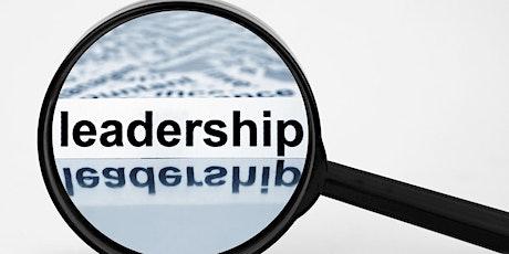 Online Leadership Training Program - Melbourne/Hobart -  October 2021 tickets