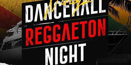 HIPHOP REGGAETON DANCEHALL NIGHT NEW YORK CITY PARTY CRUISE tickets