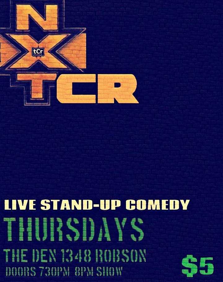 COMEDY  RING  NXTCR image