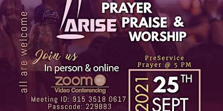 Arise - A United Prayer Gathering in Hartford, CT tickets