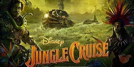 Private screening of Disney's Jungle Cruise to raise money for VICJAM 2021 tickets
