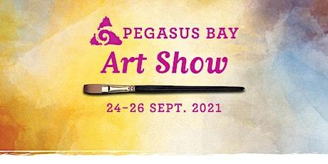 2021 Pegasus Bay Art Show Opening Night tickets