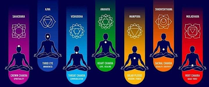 CHAKRA  Balancing Group Healing image