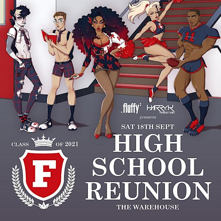 Fluffy's High School Reunion Class Of 2021 image