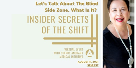 Let's Talk About The Blind Side Zone. What Is It? tickets