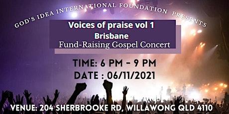 Voices of Praise Brisbane Vol1 tickets