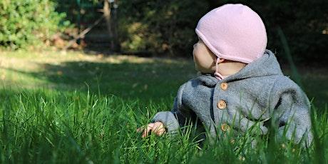Babymotorik Outdoor Kurs (4-12 Monate) Tickets