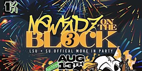 #NewKidzOnTheBlock PT3 tickets