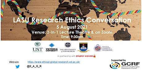 LASU Research Ethics Conversation tickets