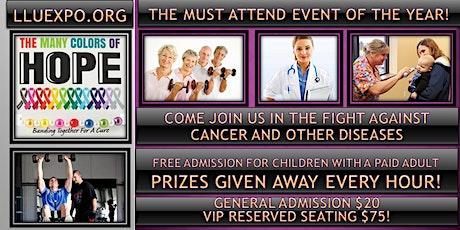 LLU Celebrity Health & Wellness Expo tickets