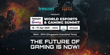 World E-Sports and Gaming Summit - Asia tickets