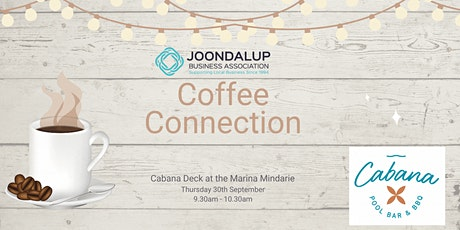 Coffee Connection - The Cabana - The Marina Mindarie tickets